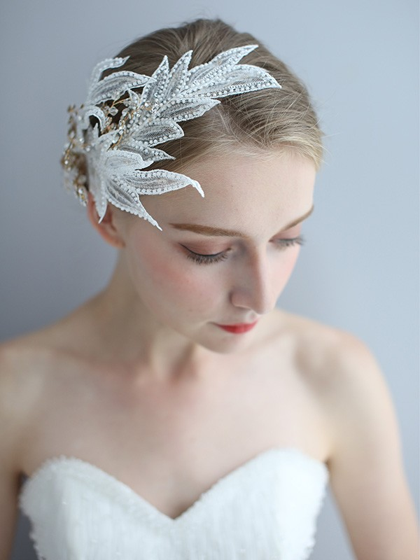 Lovely Alloy Bridal Headpieces