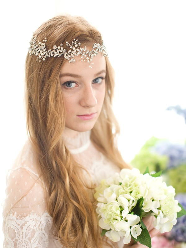 Nice Alloy Bridal Headpieces